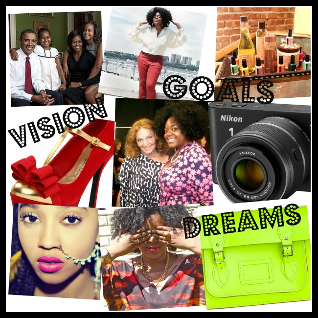 LoveBrownSugar Vision Board