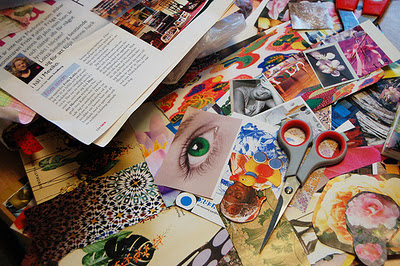 vision-board-clippings
