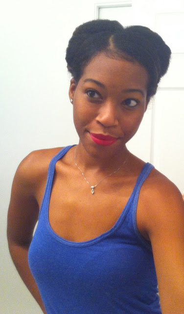 Latest Hairstyle Pin Up Hairstyles For Natural Hair