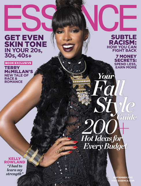 ESSENCE September Cover-Kelly Rowland