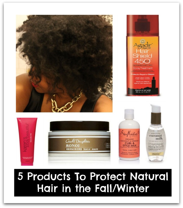 Best Drugstore Products For Natural Black Hair