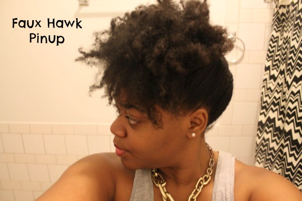 Phenomenal 4 Easy Hairstyles For Stretched Natural Hairlovebrownsugar Short Hairstyles For Black Women Fulllsitofus