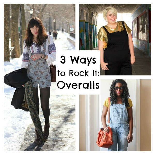 3Ways - Overalls Collage