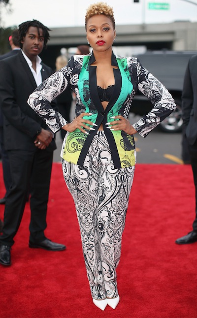 Chrisette-Michele-Grammys-2014
