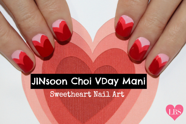 2014 Valentine's Day Nail Art