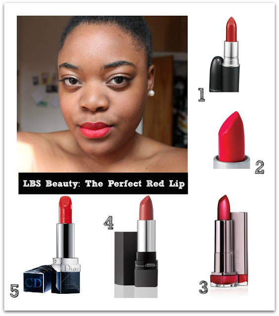 LoveBrownSugar Red Lip Roundup