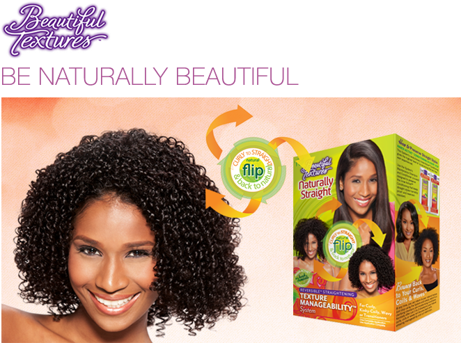Beautiful Textures Naturally Straight On Relaxed Hair