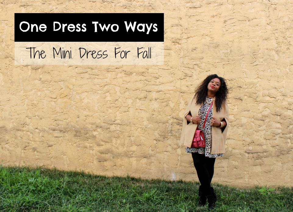 how-to-wear-mini-dress-fall