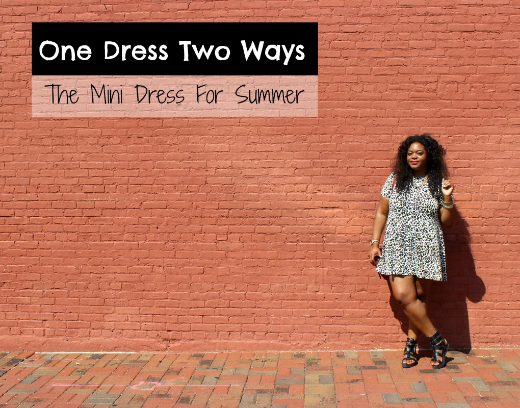 how-to-wear-mini-dress-summer
