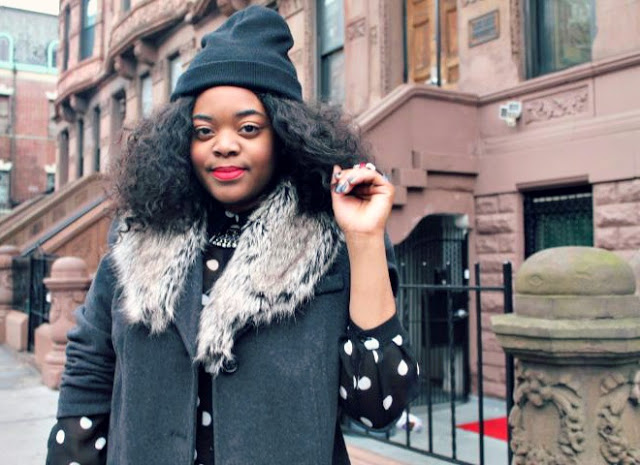 6 Ways To Winter Hats With Natural Hair 53426b9d9b1