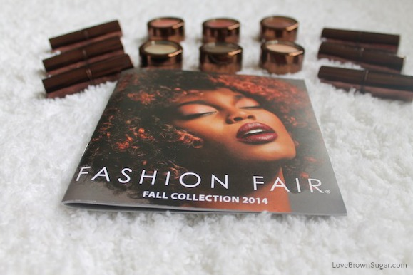Fashion Fair Beauty Products: Fashion Fair Cosmetics Fall 2014 Collection