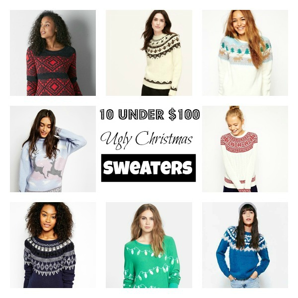 Ugly Sweater Collage 4