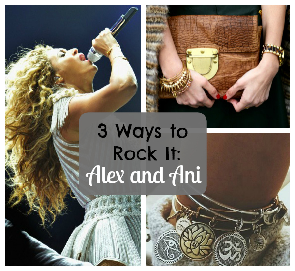 ways to wear alex and ani