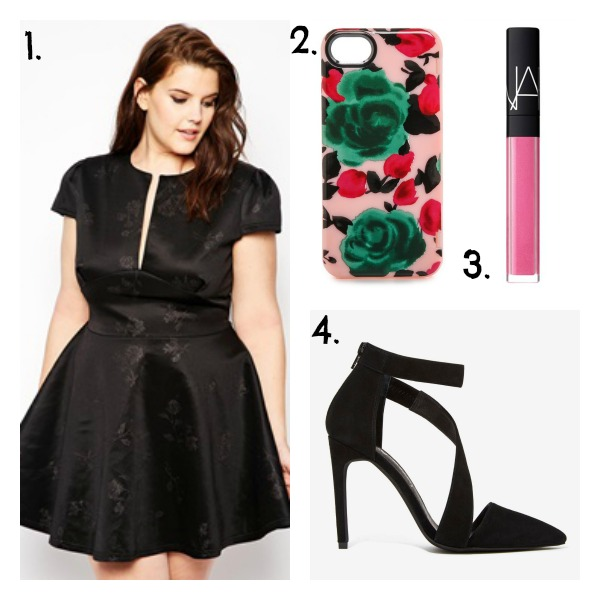Stylist Plus Size Valentines Day Outfits