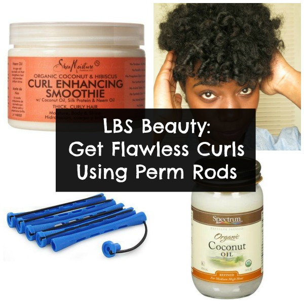 Flawless Curls Perm Rod Set On Natural Hairlovebrownsugar