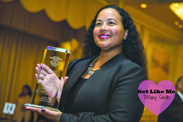 Interview with :   Tiffany Smith-Anoa, Senior Vice President of Diversity & Communications, CBS