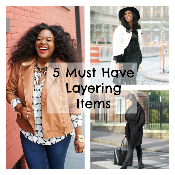Layering Items
