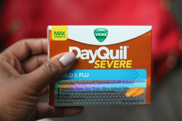 does dayquil make you drowsy