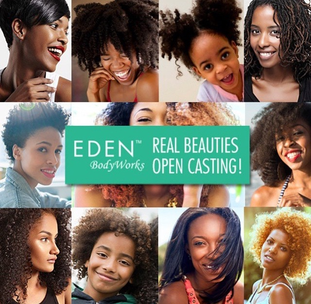 EDEN Real Beauties Artwork