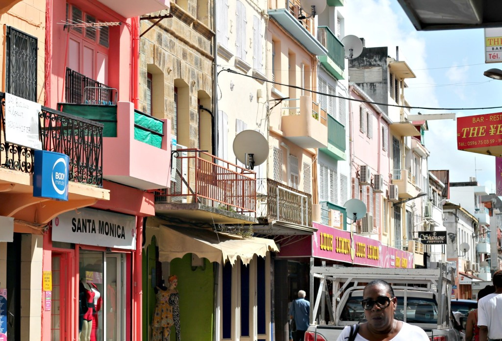 fort-de-france-martinique-streets