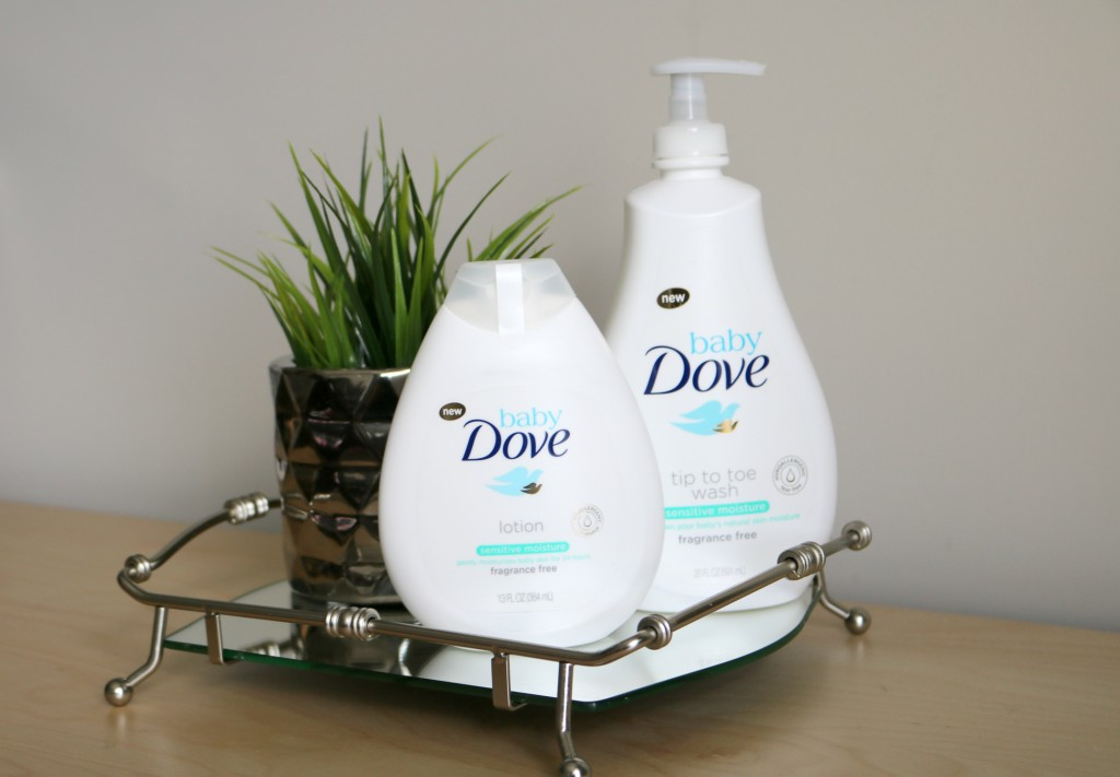 Baby Dove Lotion Wash