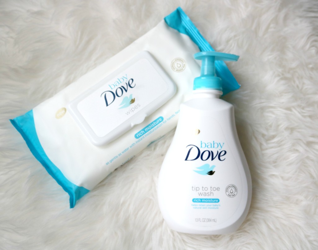 Baby Dove Wipes